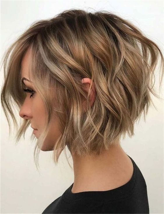 24 hairstyles for hair you've got to try this year! #hairstyles #hair #shortha…