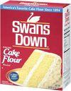 Very light cake flour.