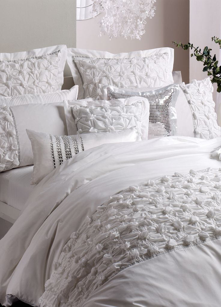 85 best Bedding images on Pinterest | Masons, Master bedrooms and ... : super king size quilt covers australia - Adamdwight.com