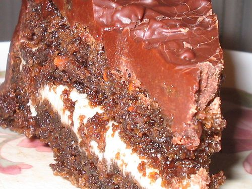 Chocolate Carrot Cake by scubadive67, via Flickr
