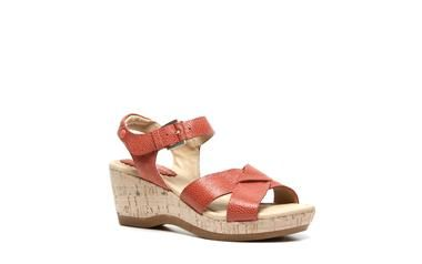 Hush Puppies - rode sandalen