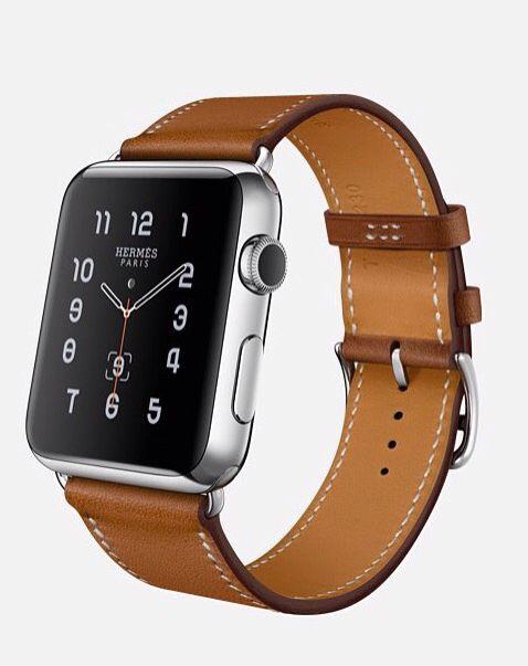 Apple Watch 2 + Hermes Single Tour ⌚️
