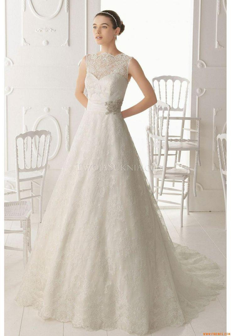Vestidos de noiva Aire Barcelona 1C5 Oxel 2014