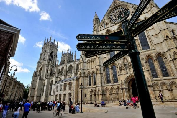 York has been named as the safest city in the world by short-break tourists