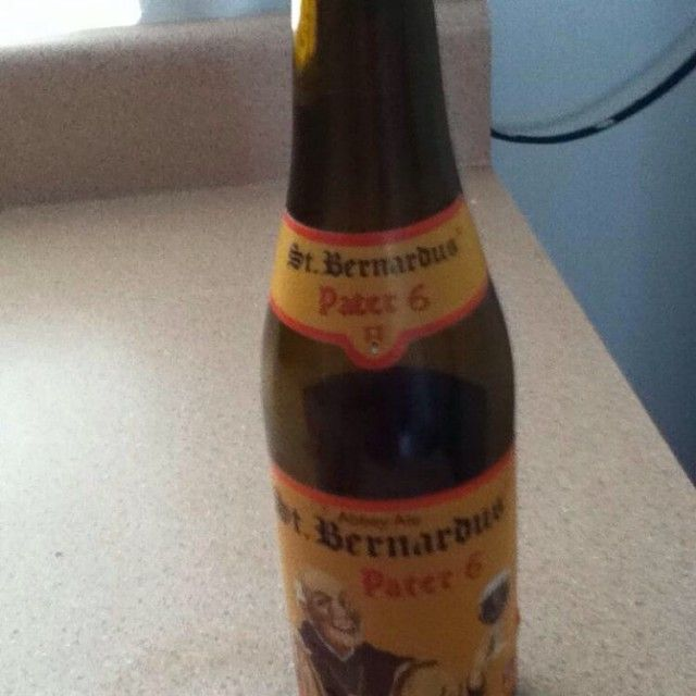 St. Bernardus Pater 6-Belgian Dubbel...