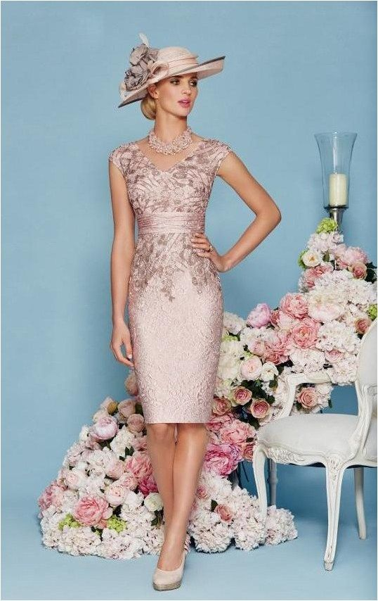 Elegant Mother Of The Bride Dresses Trends Inspiration & Ideas (66)