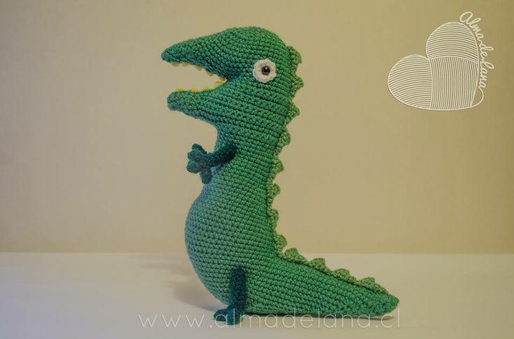 Dinosaurio de la serie de Peppa Pig
