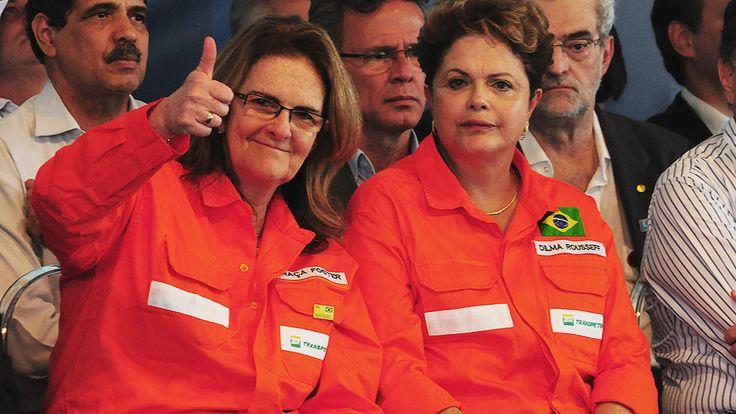 Petrobras: de menina dos olhos a ovelha negra de Dilma - Brasil - Notícia - VEJA.com