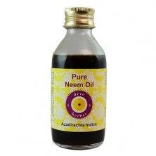 Pure Neem Oil - Azadirachta Indica