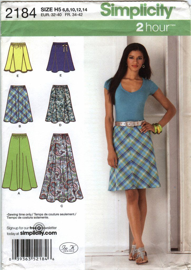 8 best Patterns - Long Skirts images on Pinterest | Full skirts ...