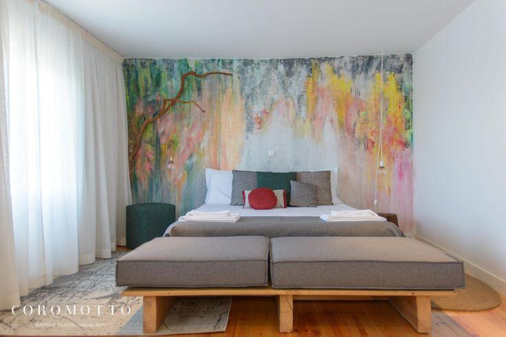 Bed & Breakfast – Garden Rooftop by Imperium – Coromotto – Interior Design