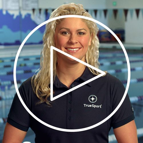 What Being An Accountable Athlete Means || Olympian and TrueSport Ambassador Elizabeth Beisel explains what being an accountable TrueSport athlete means for you, your teammates, and your coaches. #teams #accountability #sportmanship #athletes #healthyteams #goodsports #sportsfamily