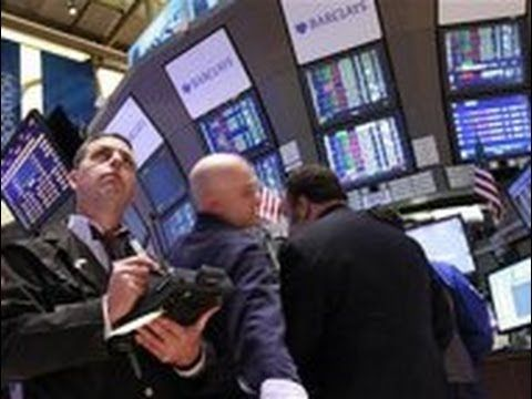 The Dow Jones Industrial Average Plunges 319 Points on 2014 Economic Fears