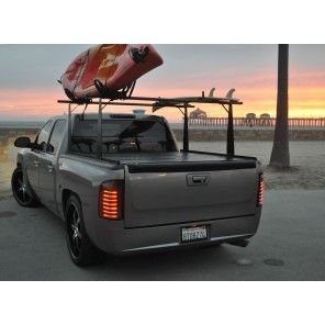 BAK INDUSTRIES BAKFLIP CS ALUMINUM HARD FOLDING TONNEAU COVER