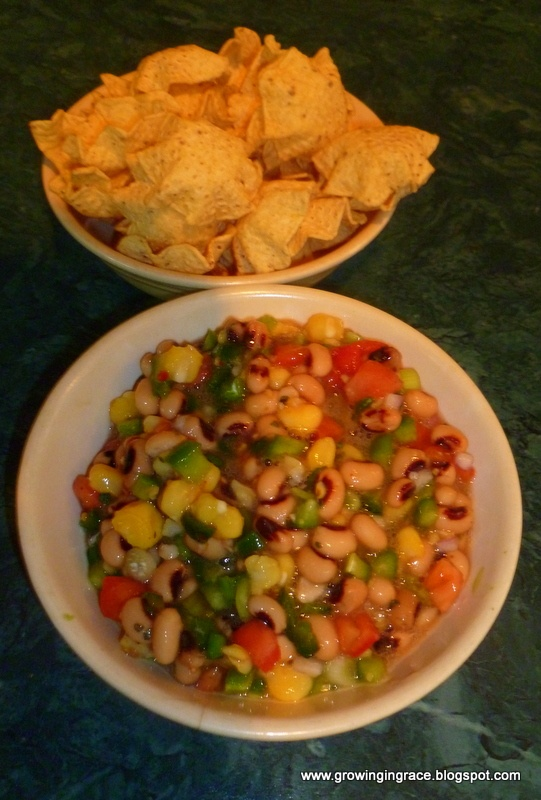 Growing in Grace: Mexican Caviar