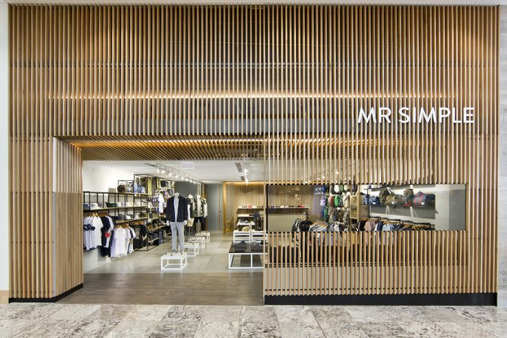 Mr Simple Indooroopilly Shopping Centre – Brisbane