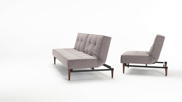 Splitback sofa & chair with Styletto