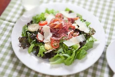 Resultado de imagem para salada alcachofra