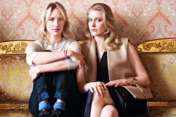 Salad and Girl Talk With Frances Ha Stars Greta Gerwig and Mickey Sumner - The Cut