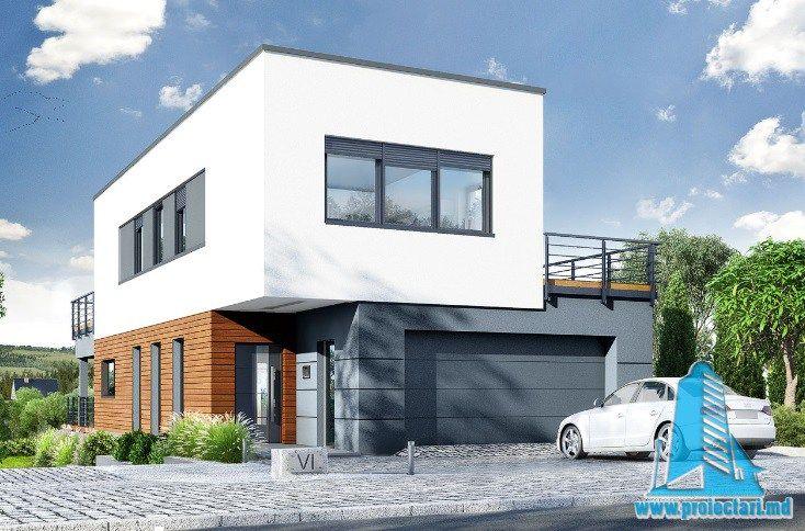 Proiectul de Casa de locuit cu parter, etaj si garaj pentru doua automobile – 100662 http://www.proiectari.md/property/proiectul-de-casa-de-locuit-cu-parter-etaj-si-garaj-pentru-doua-automobile-100662/