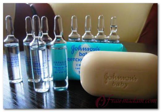 Пилинг лица хлористым кальцием и детским мылом: методика, отзывы