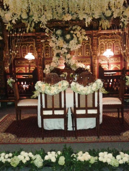 14 best decor images on pinterest indonesia wedding decor and akadnikah pelaminan jawa mawarprada klasik dekorasi pernikahan minimalis junglespirit Images