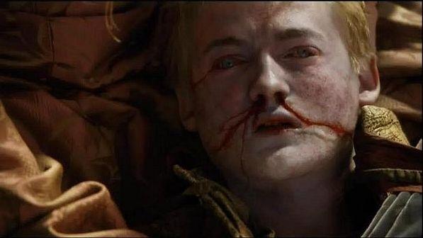 Morte do Rei Joffrey no segundo episódio da quarta temporada de 'Game of Thrones'