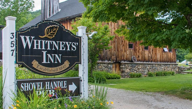 Whitney's Inn at Jackson | Jackson, NH | One of New Hampshire's premier destination resorts since the 1840s, welcoming both couples and families with its charming guestrooms, superb dining in the rustic Shovel Handle Pub, its beautifully maintained grounds and proximity to next door neighbor, Black Mountain Ski Resort are sure to delight.