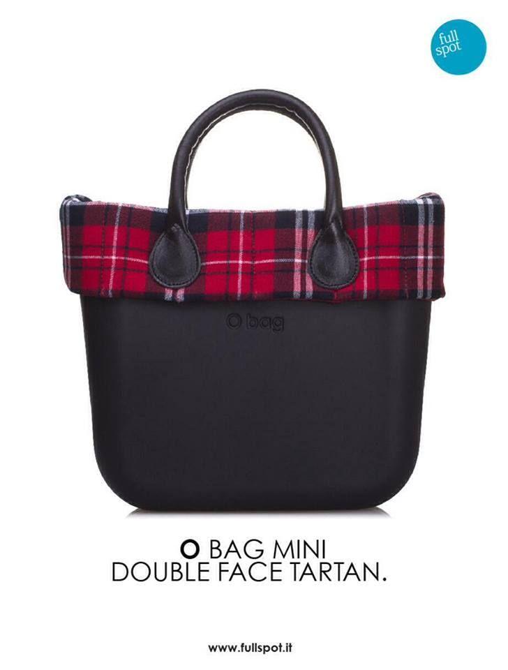 Tartan for O bag Mini !