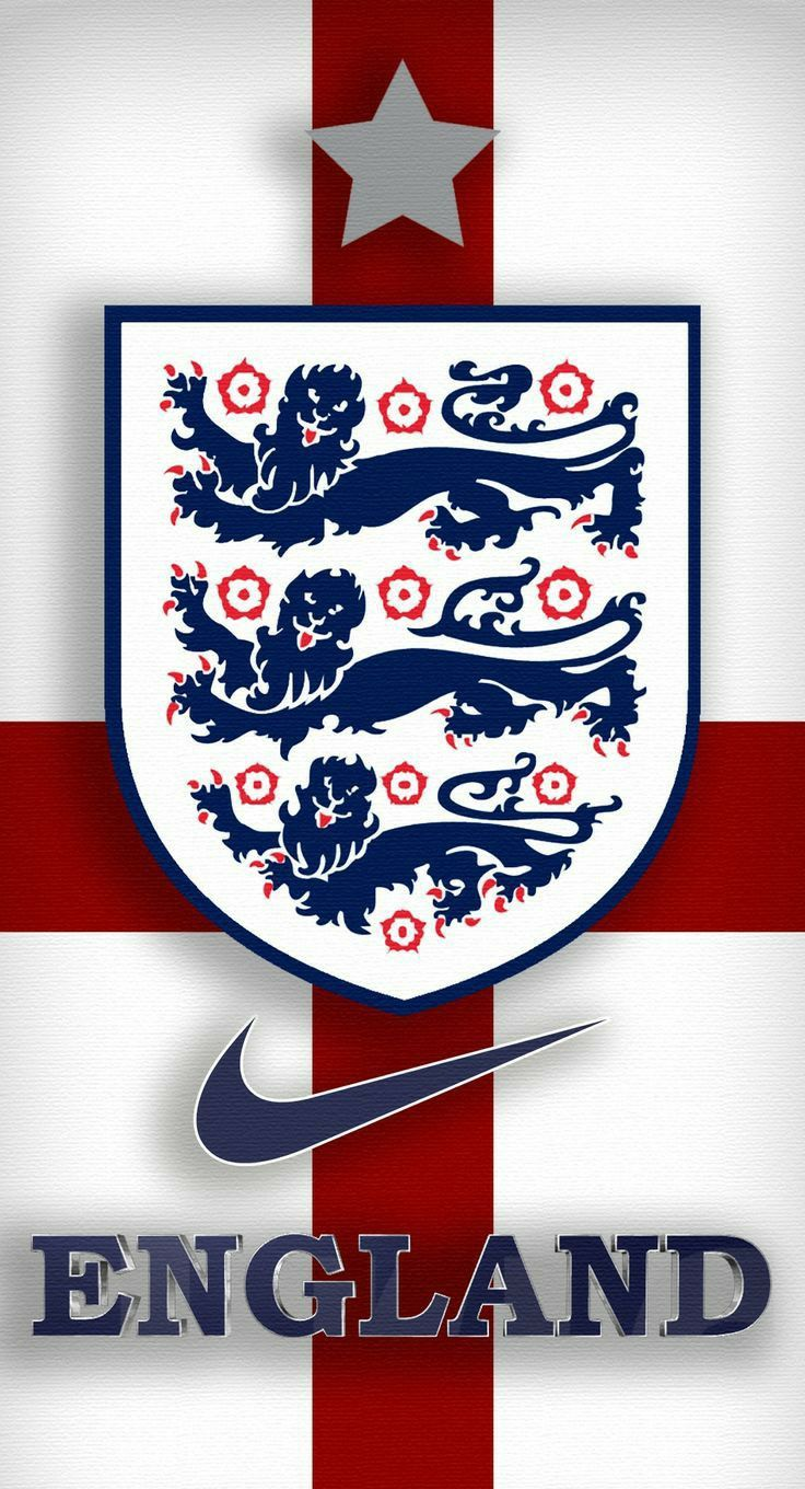 England Football Team Nike Logo Wallpaper England Football England Football Team England National Football Team