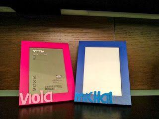 Cornici personalizzate - personalized frames
