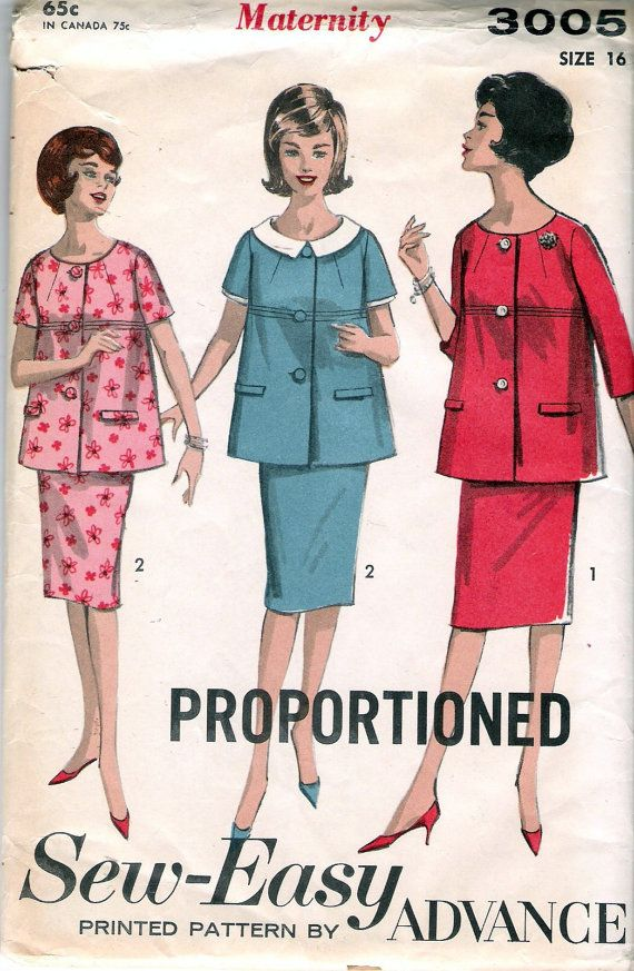 Hey, I found this really awesome Etsy listing at https://www.etsy.com/listing/187968758/vintage-1963-advance-3005-two-piece