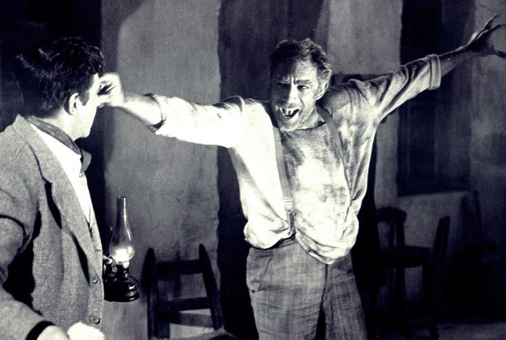 It was the dancing boss, only the dancing could take the pain away - Zorba the Greek