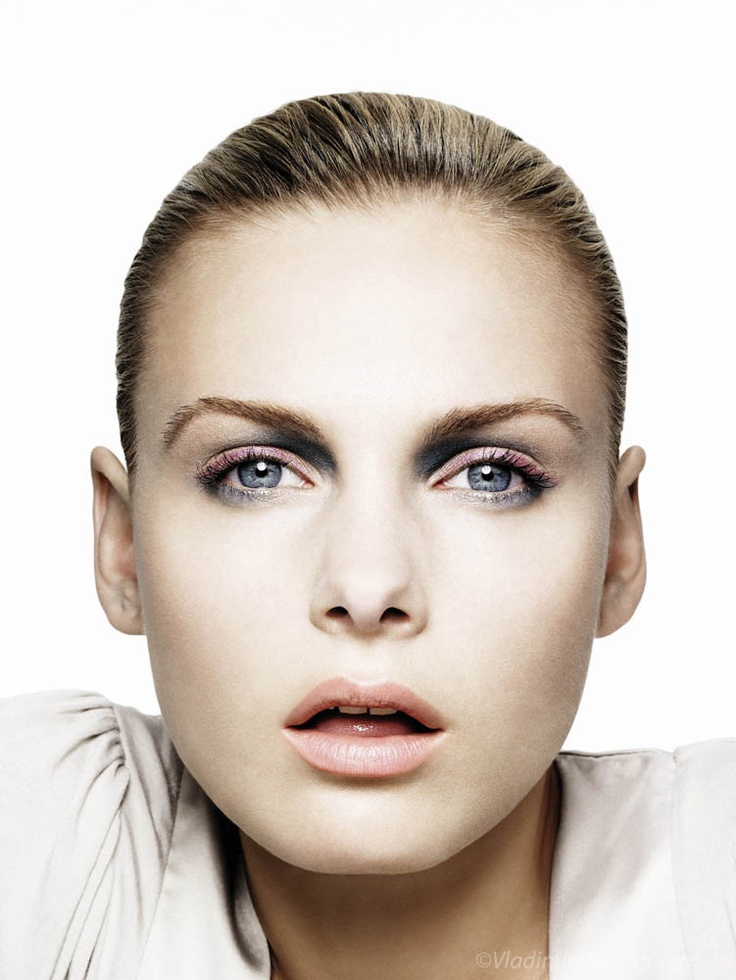 Vladimir Marti Studio BOURJOIS #blue eyes
