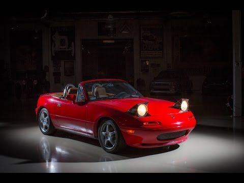25 Years of Miata - Jay Leno's Garage - YouTube