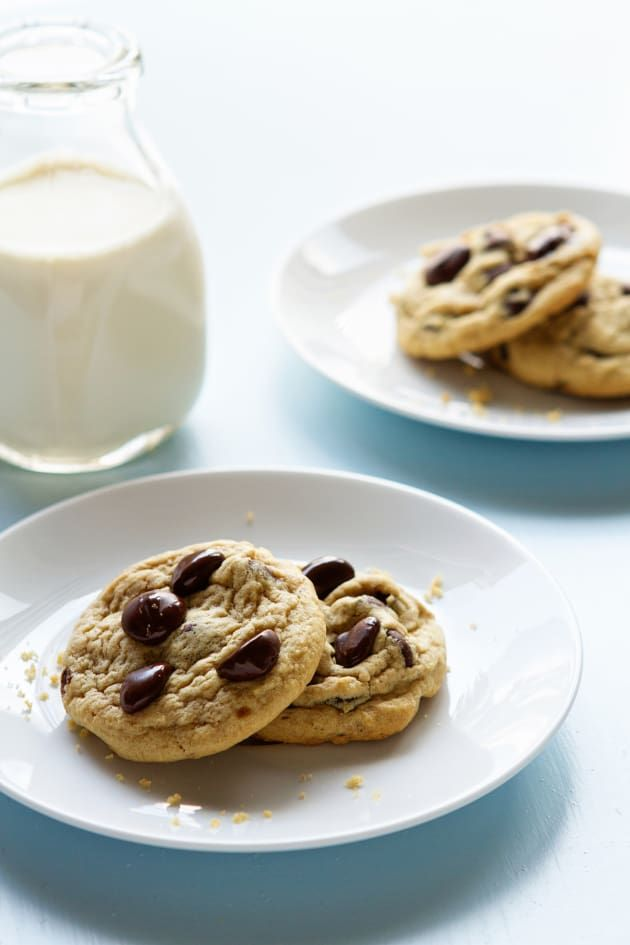 Chocolate Chip Pudding Cookies are so easy to prepare. In under an hour, you've got incredibly tasty cookies!