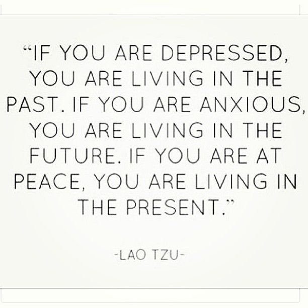 ~ Lao Tzu, never thought of this...so true.