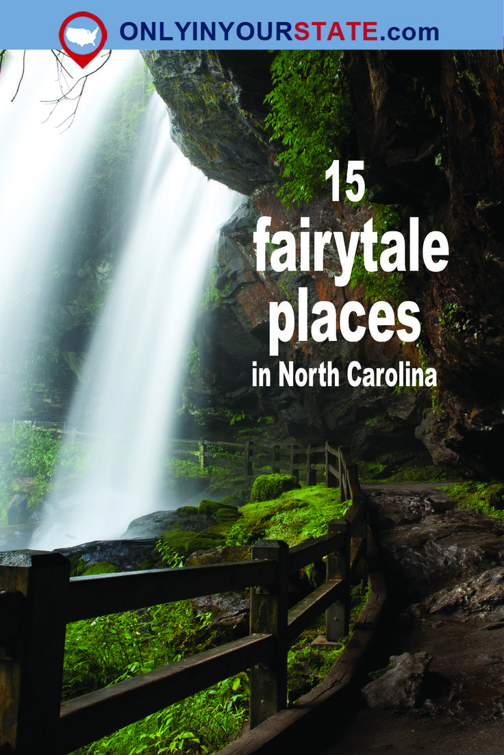 Travel | North Carolina | Attractions | Sites | Activities | Explore | Adventures | Things To Do | Fairytale Places | Outdoor Attractions