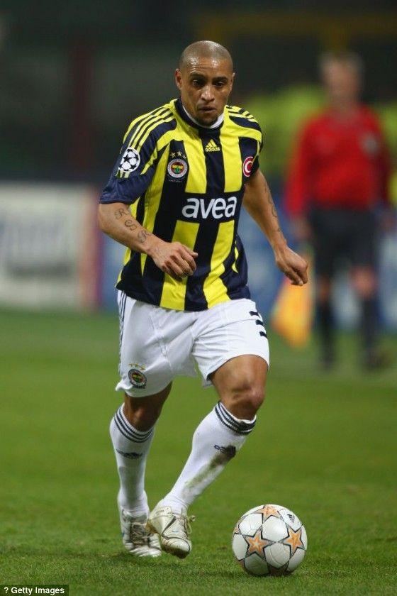 Roberto Carlos Player   Roberto Carlos: free-kick specialist