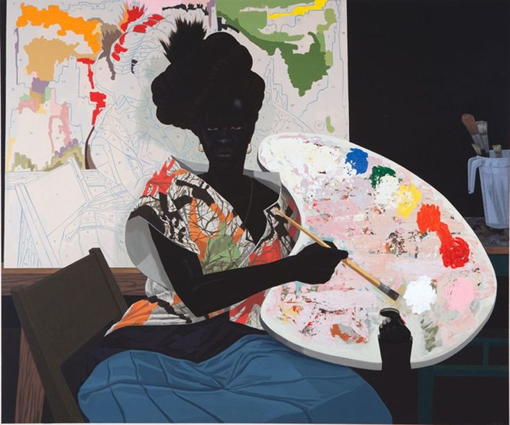 Kerry James Marshall - Jack Shainman Gallery