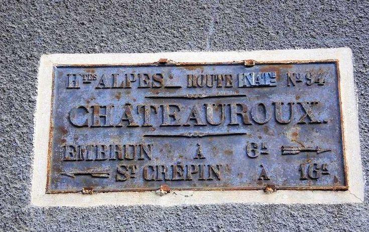 05 Châteauroux-lès-Alpes RN94 sud