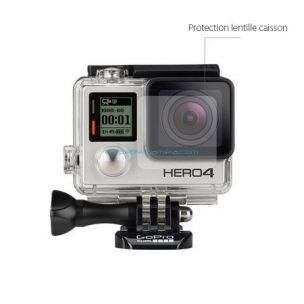 Film protecteur pour lentille caisson GoPro HERO