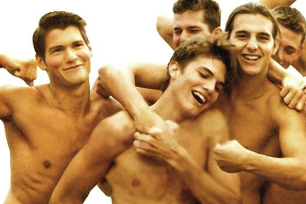 Da cueca à fama! Atores que começaram como modelos de roupa íntima masculina >> http://glo.bo/1bueue0