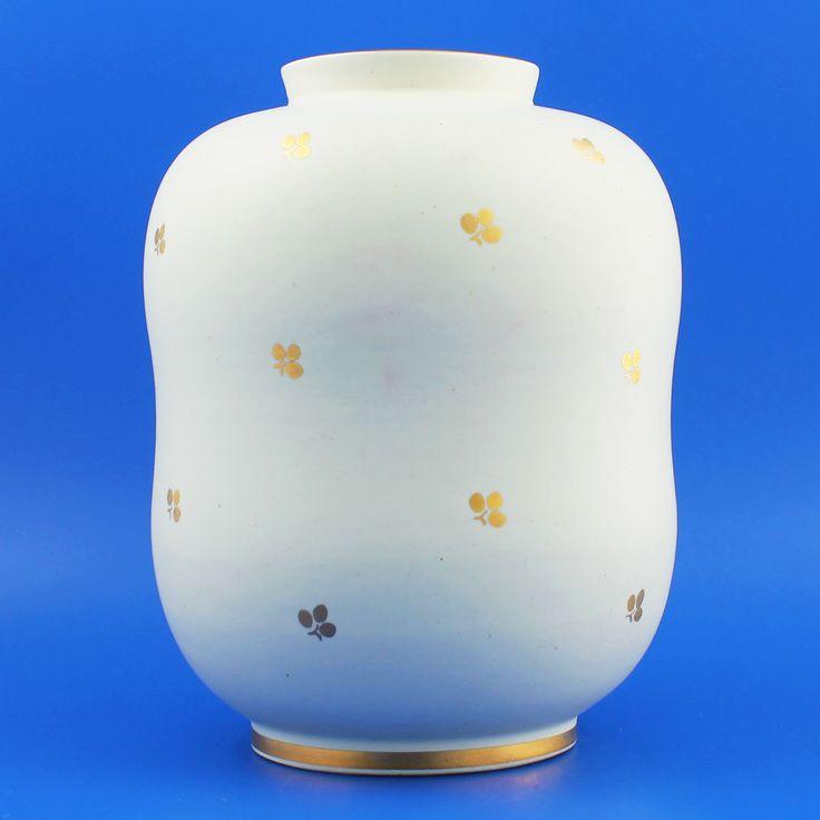 Wilhelm Kåge (Carrara 1934) Large graceful vase