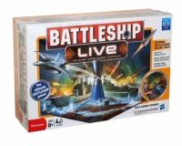 Hasbro Battleship Live Electronic Board Game Go live! In this fun version of the classic BATTLESHIP game, the electronic talking tower calls the plays! With motion sensing, sound effects and even surprise game-changing events, the tower guides the game from start to finish while you plot your strategy and command your ships.