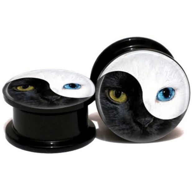 Cat Ear Plug Tunnel