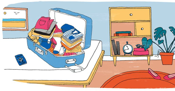 Here's our shortcut to packing the right way: how to find the best suitcase, minimize your load, pack what you need on a beach trip or a business trip and cut down on wrinkles.