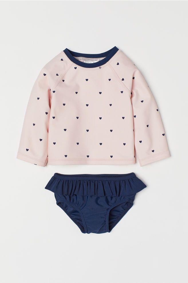 Swim Set UPF 50 | Kinderkleidung, Kindbadebekleidung und