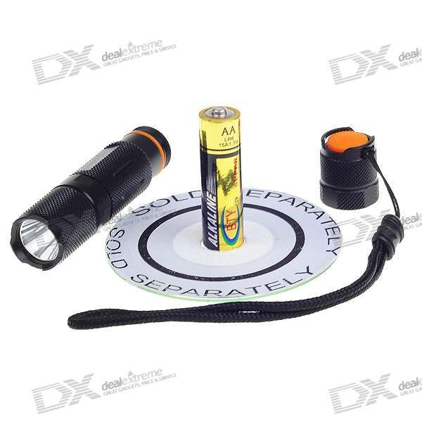 Buy TrustFire S-A2 Cree XPC-WC-Q5 3-Mode 230-Lumen LED Flashlight (1*AA/1*14500)