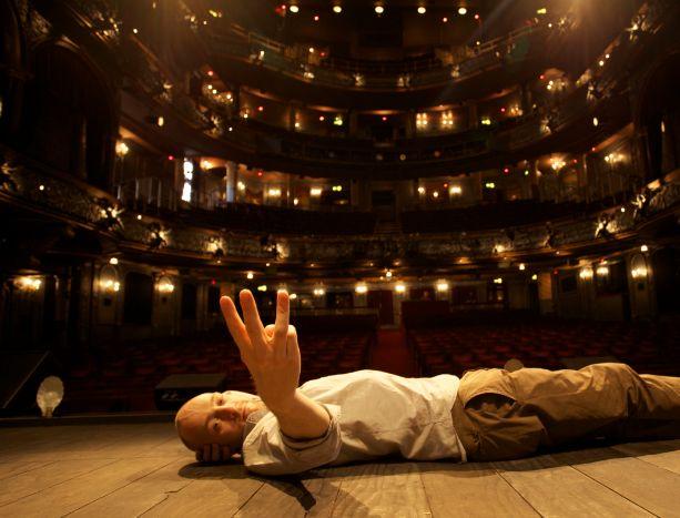 Derren Brown (Three more weeks of Infamous!)